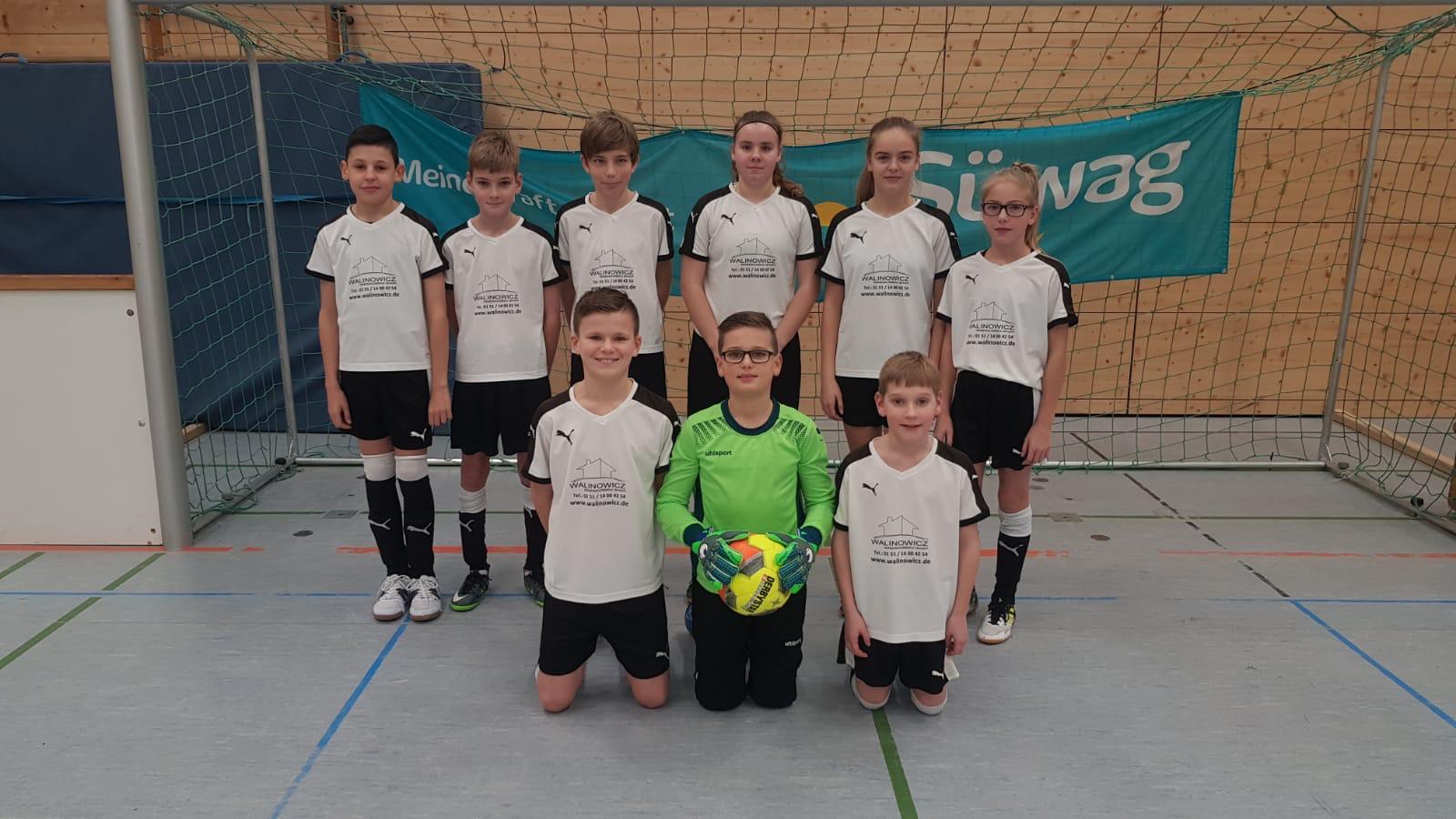 D-Junioren U12 - JSG Ellingen