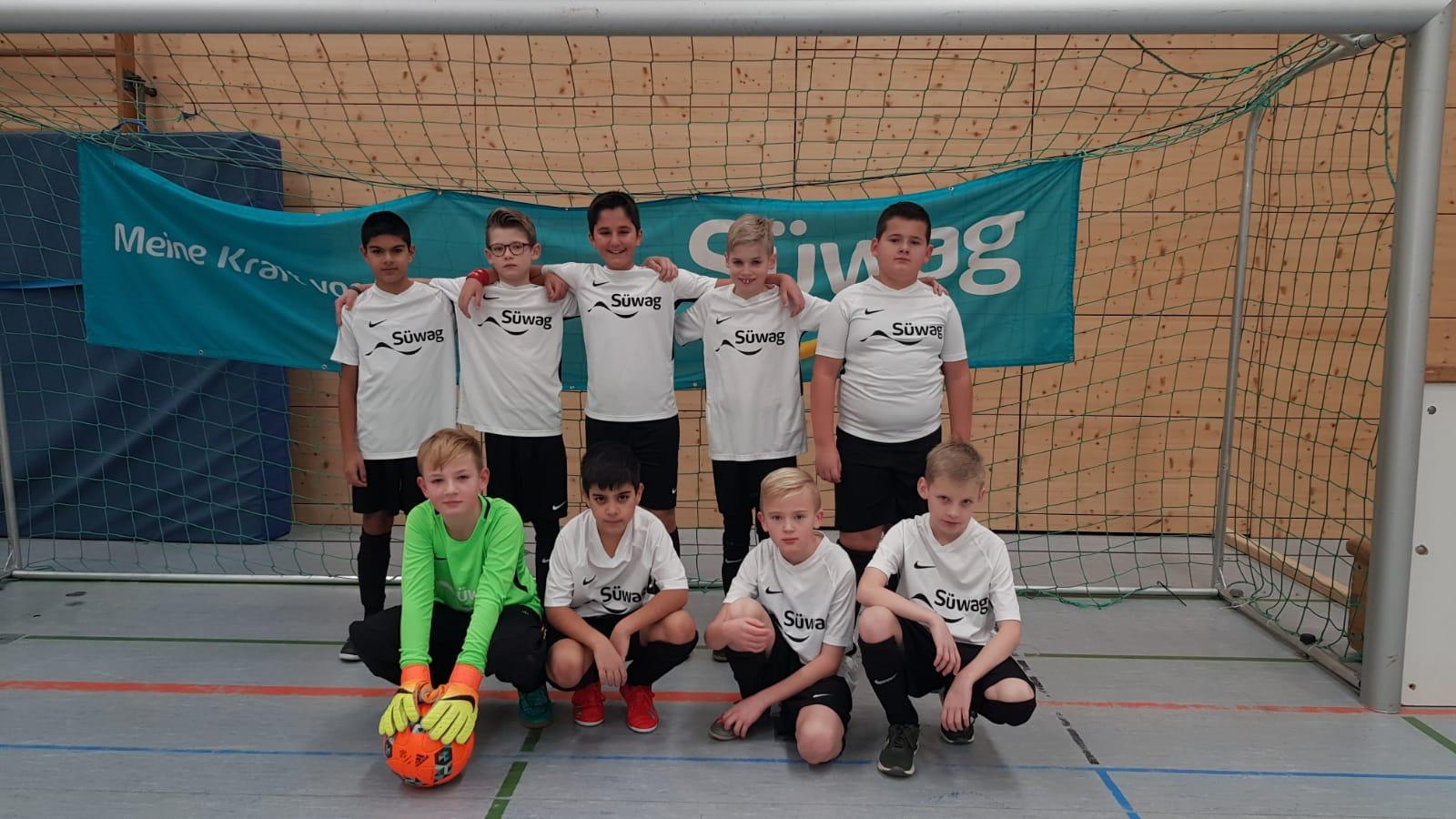 D-Junioren U12 - JSG Rheinbrohl II