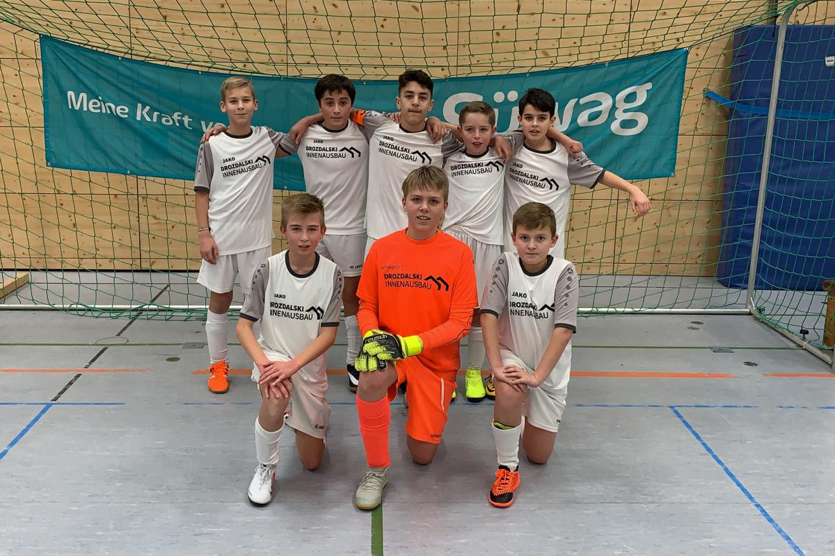D-Junioren U13 - JSG Remagen