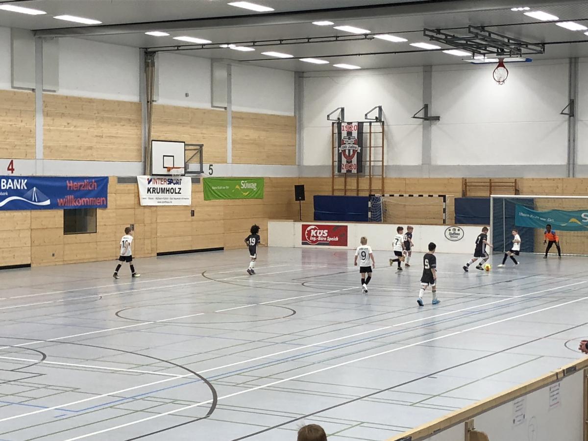 E-Junioren U10 - Süwag Hallencup 2020