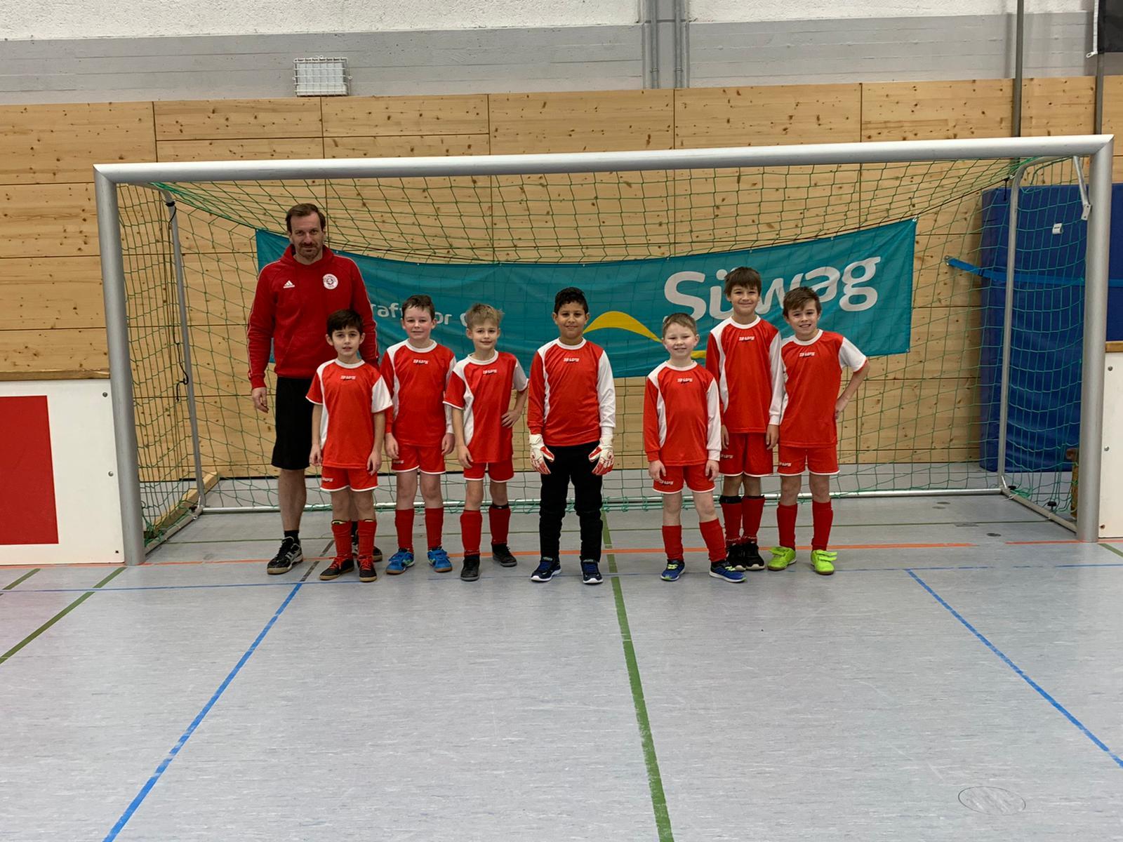 E-Junioren U10 - HSV Langenfeld - Süwag Hallencup 2020
