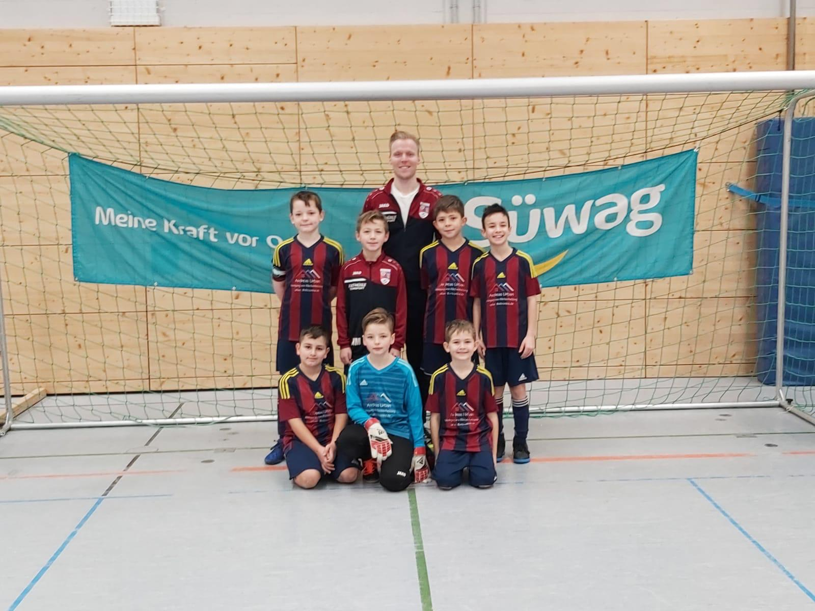 E-Junioren U10 - JSG Altenkirchen - Süwag Hallencup 2020