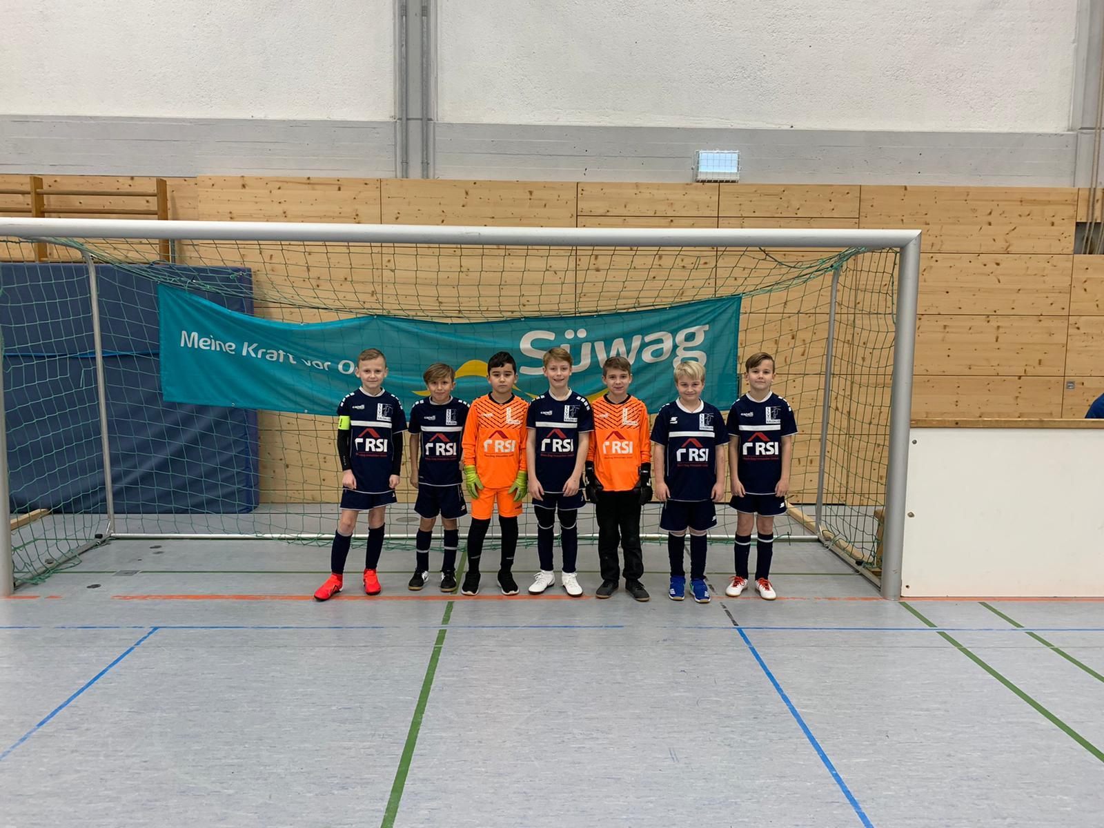 E-Junioren U10 - SSV Kaldauen - Süwag Hallencup 2020