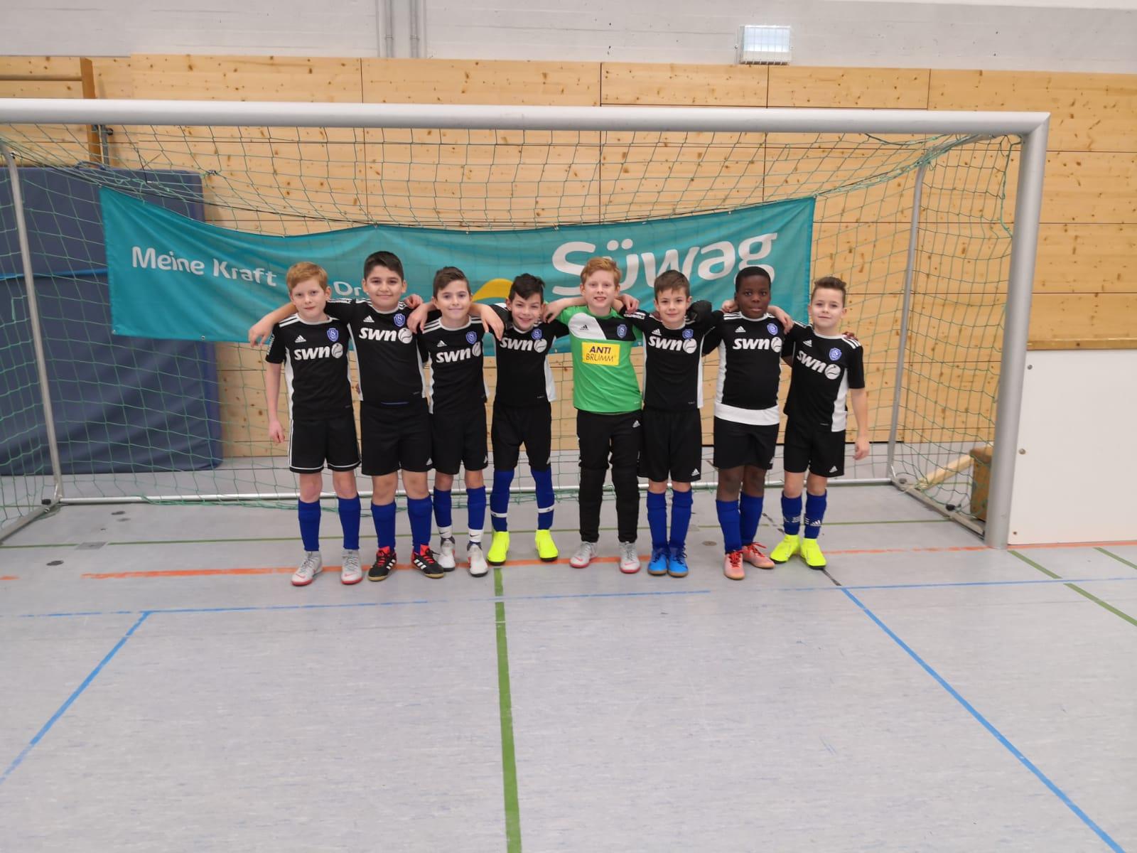E-Junioren U11 - HSV Neuwied - Süwag Hallencup 2020
