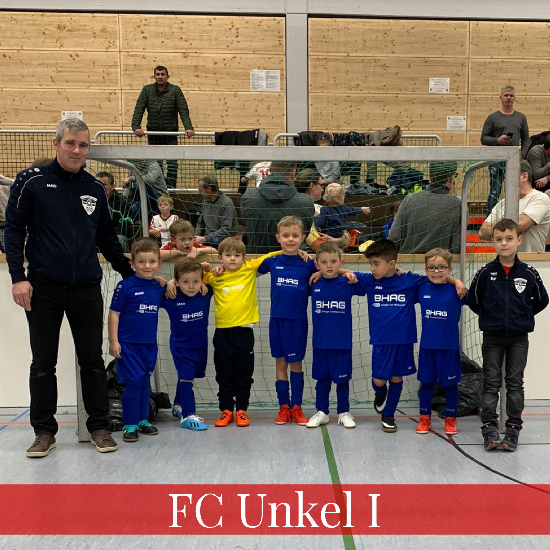 Bambinis - FC Unkel I