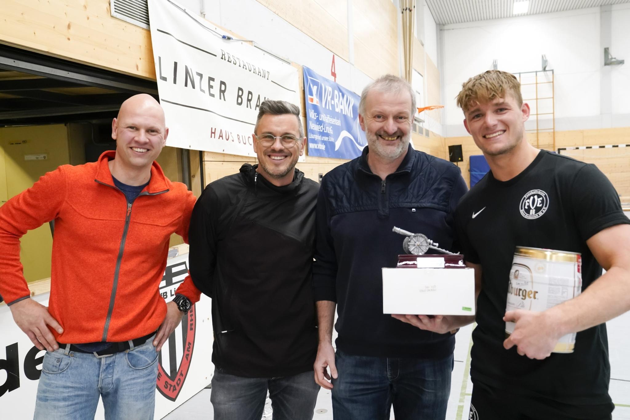 Süwag Hallencup 2020 - Senioren Turnier